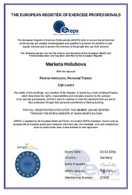 Personal Training Academy - SFR40206 Certificate IV in Fitness